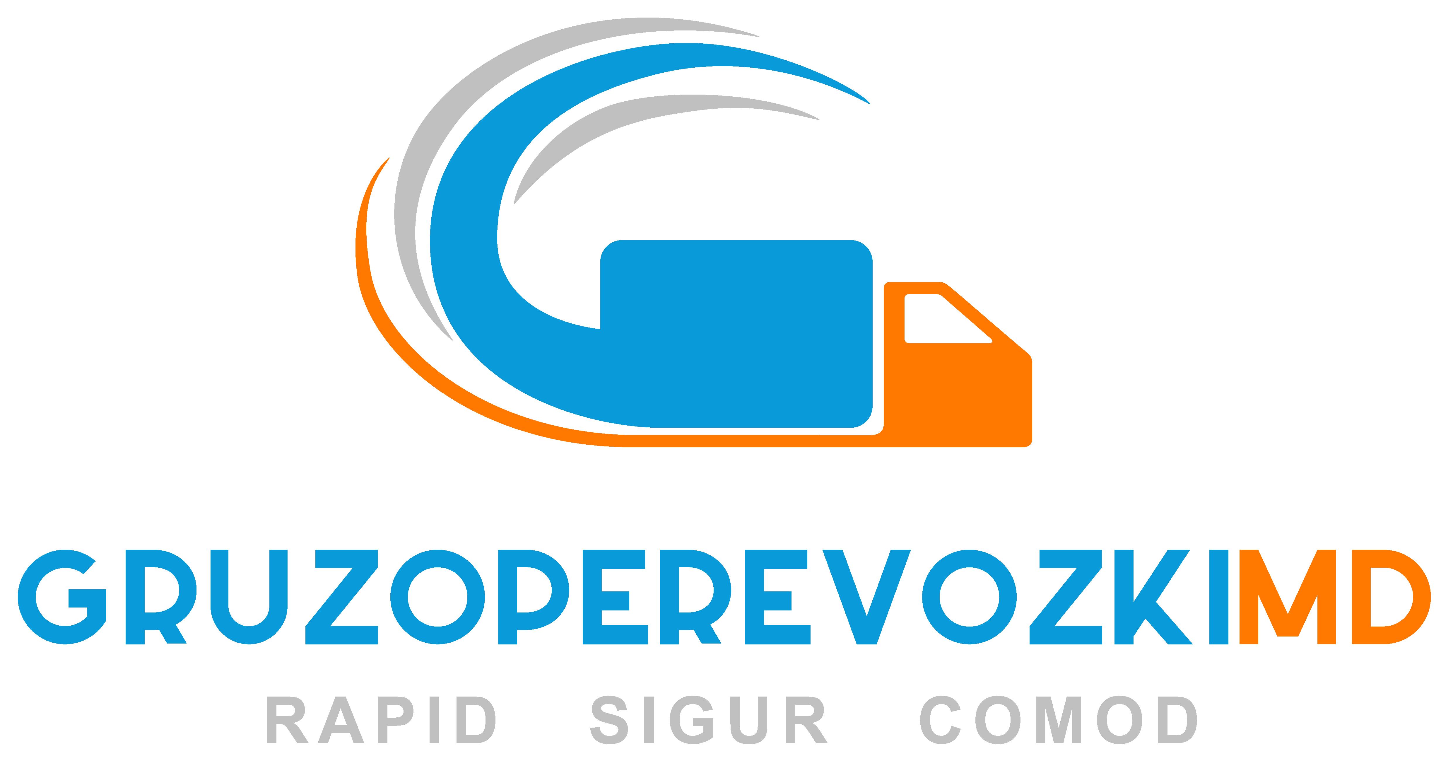 Gruzoperevozki.md Comercial logo